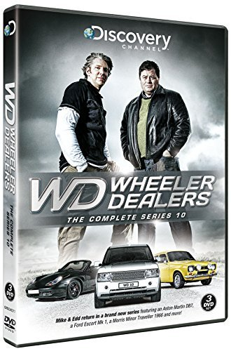 Wheeler Dealers Series 10 Wheeler Dealers Series 10 Import Gbr