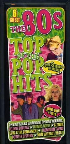 Top Of The Pop Hits 80s Top Of The Pop Hits 6 CD