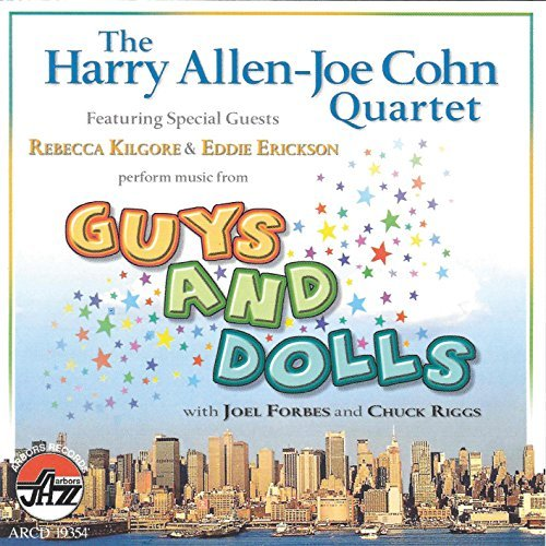 Allen Cohn Quartet Music From Guys & Dolls