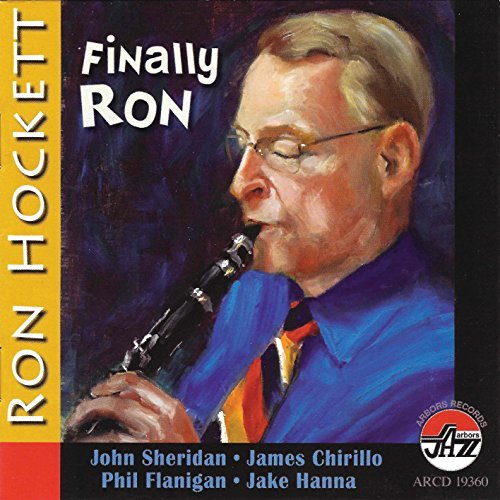 Hockett Ron Quintet Finally Ron