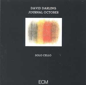 David Darling Journal October
