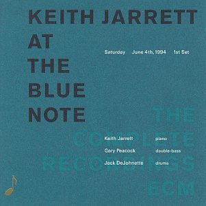 Keith Jarrett At The Blue Note Saturday June