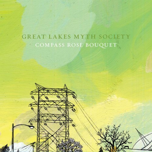 Great Lakes Myth Society Compass Rose Bouquet