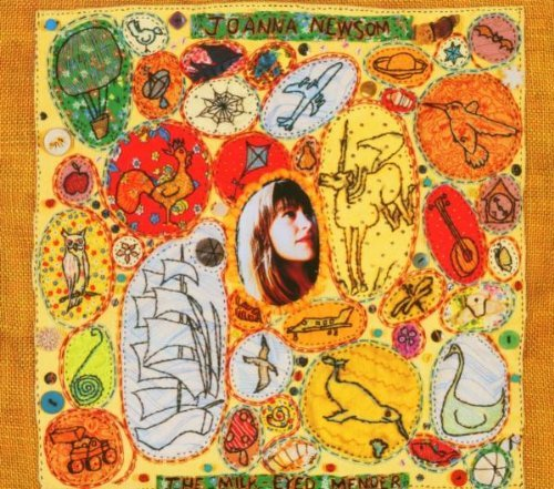 Joanna Newsom Milk Eyed Mender