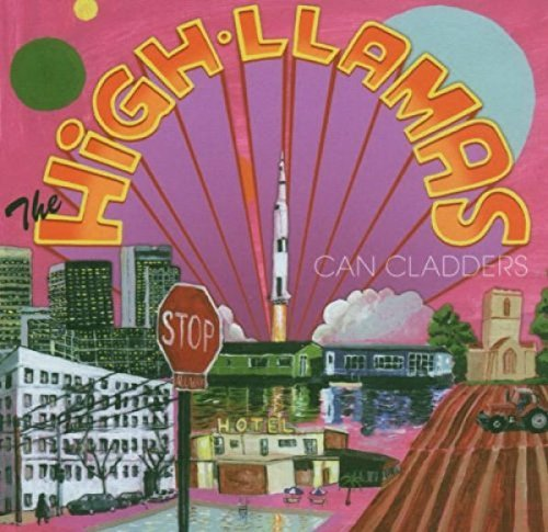 High Llamas Can Cladders