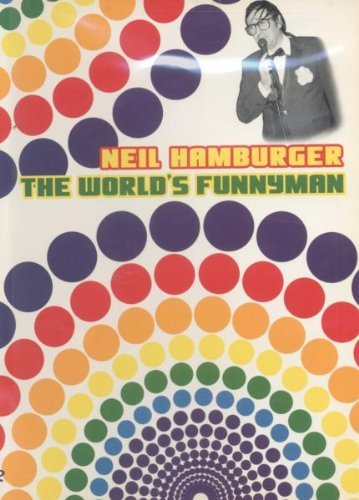 World's Funnyman Hamburger Neil Nr