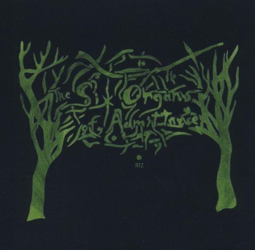 Six Organs Of Admittance Rtz 2 CD