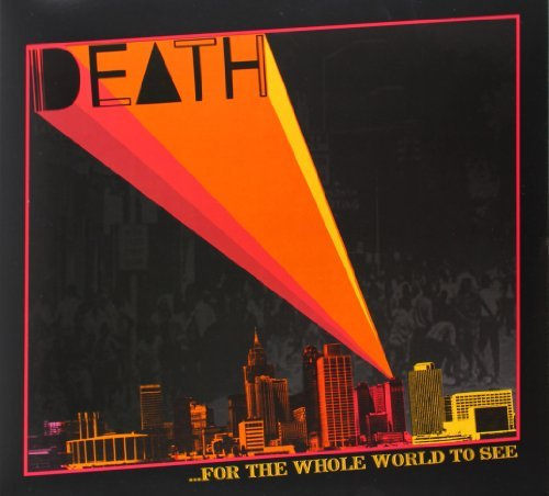 Death For The Whole World To See Lp