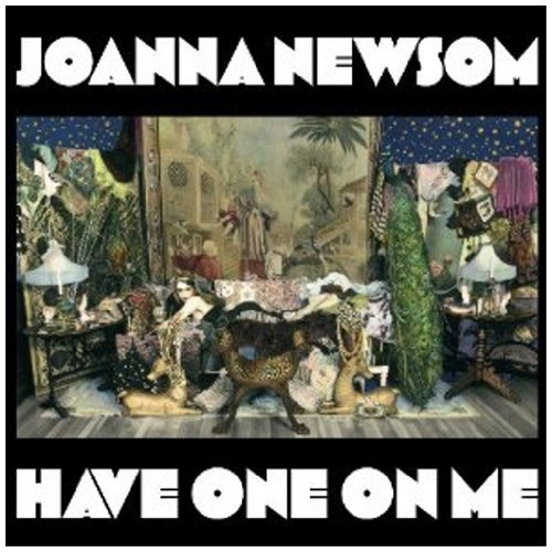 Joanna Newsom Have One On Me 3 Lp