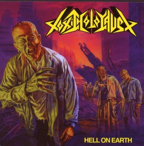 Toxic Holocaust Hell On Earth