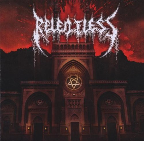 Relentless Ruin Split CD