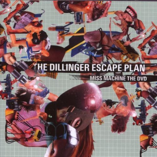 Dillinger Escape Plan Miss Machine The DVD