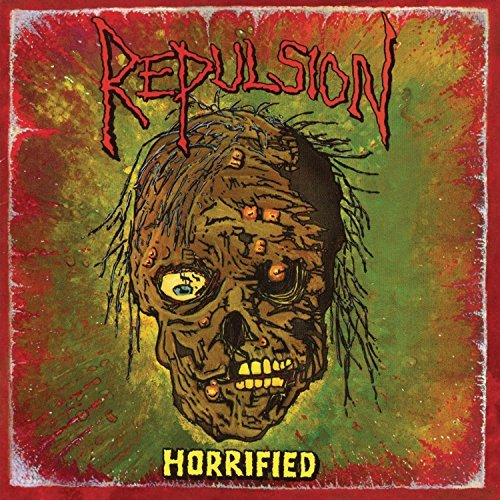 Repulsion Horrified 2 CD Set