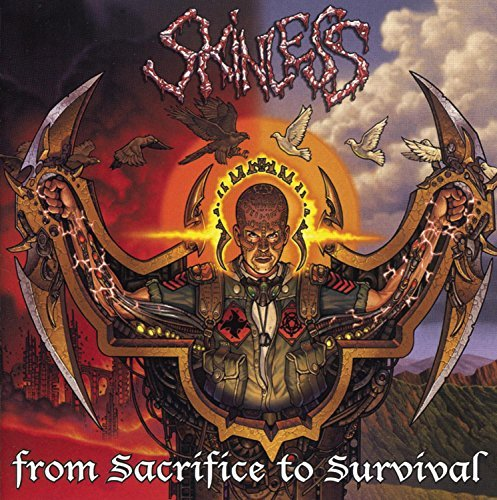Skinless From Sacrifice To Survival Explicit Version