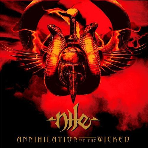 Nile Annihilation Of The Wicked Lmtd Ed. 2 Lp Set