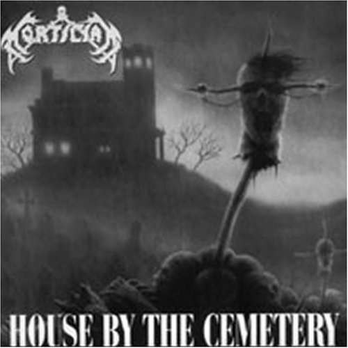 Mortician House By The Cemetery Explicit Version