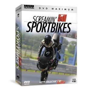 Screamin Sportbikes Screamin Sportbikes Clr Nr 4 DVD