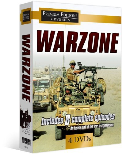 War Zone War Zone Nr 4 DVD