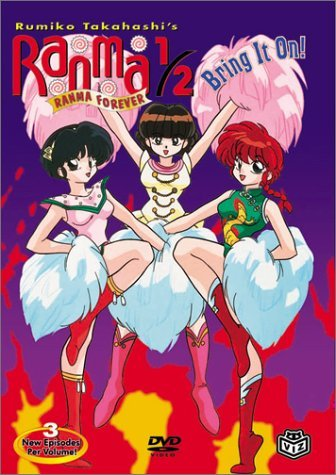 Ranma Tv7 Ranma Forever Vol. 7 Bring It On Clr Jpn Lng Eng Dub Sub Nr