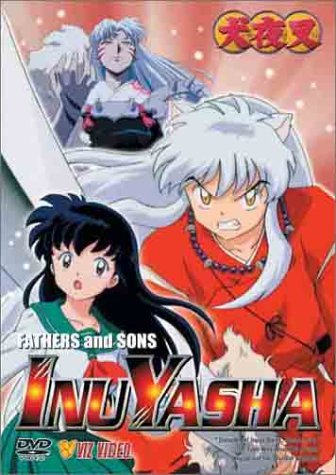 Inuyasha Vol. 3 Fathers & Sons Clr Nr