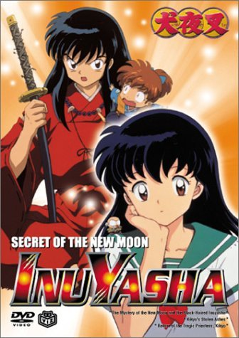 Inuyasha Vol. 5 Secret Of The New Moon Clr Nr