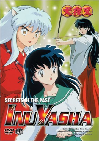 Inuyasha Vol. 7 Secrets Of The Past Clr Jpn Lng Eng Dub Sub Nr