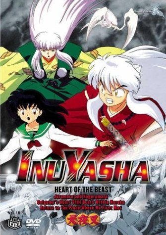 Inuyasha Vol. 16 Heart Of The Beast Clr Nr