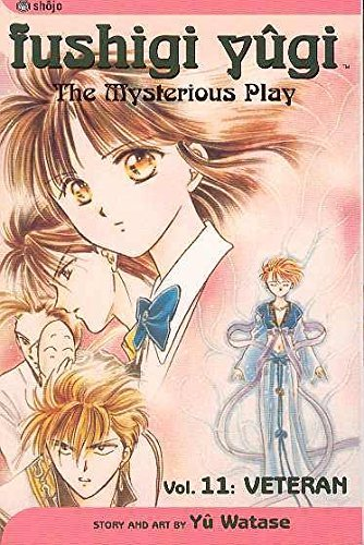 Yuu Watase Yuu Watase Fushigi Yugi The Mysterious Play Vol. 11 Veter