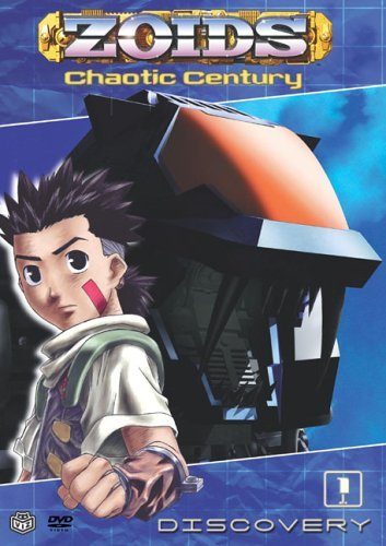 Zoids Chaotic Century Vol. 1 Discovery Clr Nr