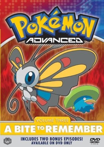 Pokemon Advanced Vol. 3 Bite To Remember Clr Nr