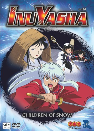 Inuyasha Vol. 34 Children Of Snow Clr Nr