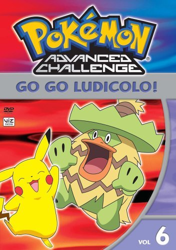 Vol. 6 Go Go Ludicolo Pokemon Advanced Challenge Nr