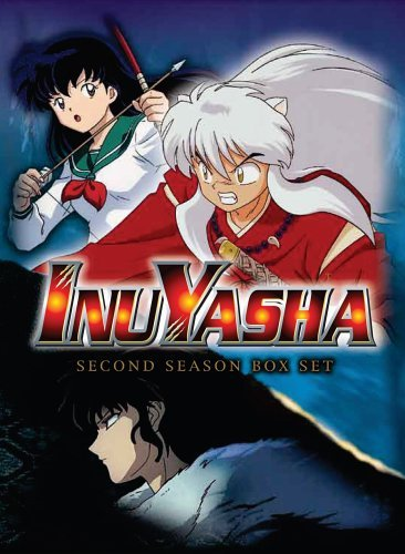 Inuyasha Season 2 Box Set Inuyasha Nr 6 DVD