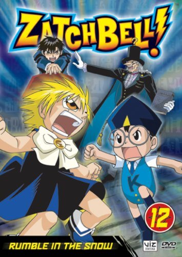 Zatch Bell! Vol. 12 Rumble In The Snow Nr