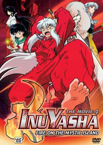 Fire On The Mystic Island Inuyasha Movie 4 Clr Jpn Lng Eng Dub Sub Nr