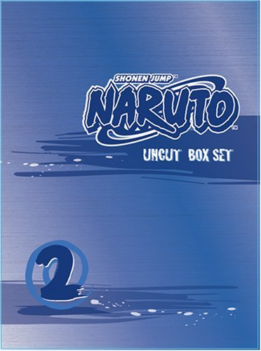 Naruto Vol. 2 Box Set Clr Nr Uncut