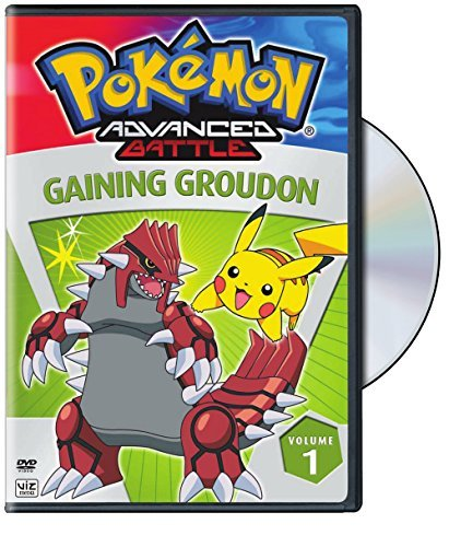 Vol. 1 Gaining Groudon Pokemon Advanced Battle Nr