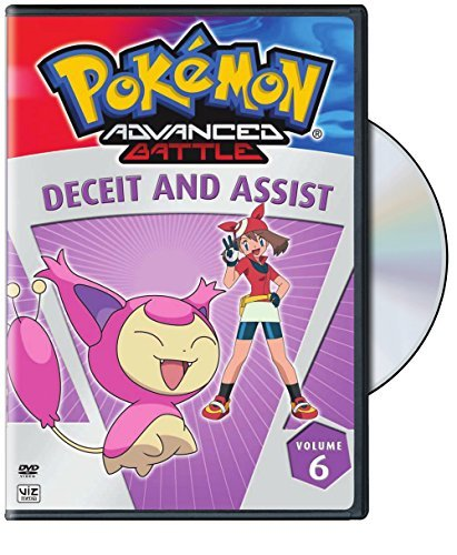 Vol. 6 Deceit & Assist Pokemon Advance Battle Nr