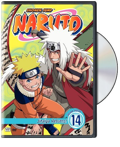 Vol. 14 Jiraiya Returns Naruto Nr