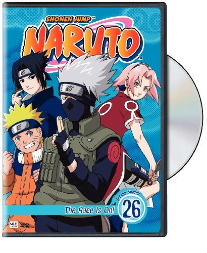 Vol. 26 Race Is On! Naruto T