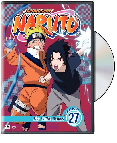 Naruto Vol. 27 Battle Begins Nr