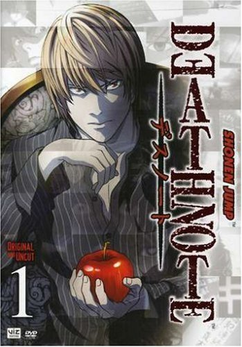 Vol. 1 Death Note Nr