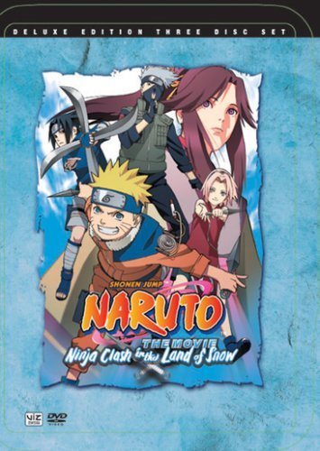 Naruto Movie Naruto Movie Deluxe Ed. Nr