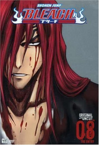 Vol. 8 The Entry Bleach Nr