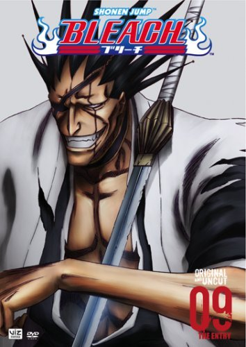 Vol. 9 Entry Bleach Jpn Lng Eng Dub Sub Nr