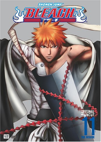 Vol. 11 Rescue Bleach Jpn Lng Eng Dub Sub T
