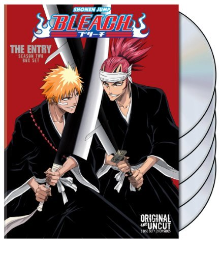 Box Set 2 Entry Bleach Digipak Nr 5 DVD