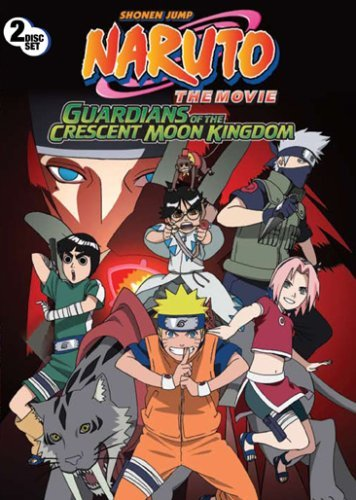 Naruto The Movie 3 Naruto The Movie 3 T 2 DVD