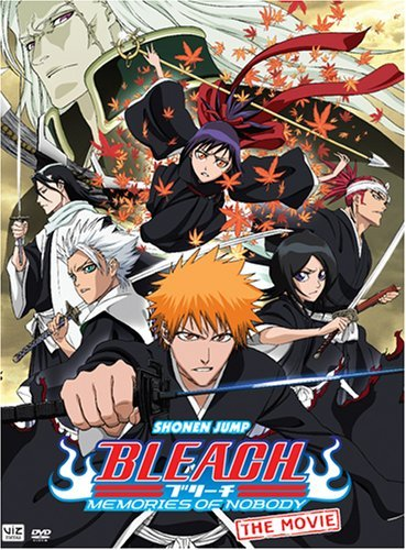 Bleach Movie 1 Memories Of No Bleach Movie 1 Memories Of No Jpn Lng Eng Dub Sub Nr 2 DVD