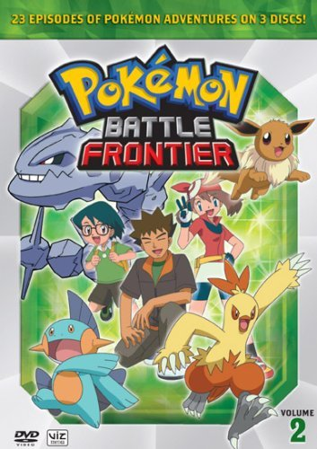 Vol. 2 Battle Fontier Pokemon Nr 3 DVD